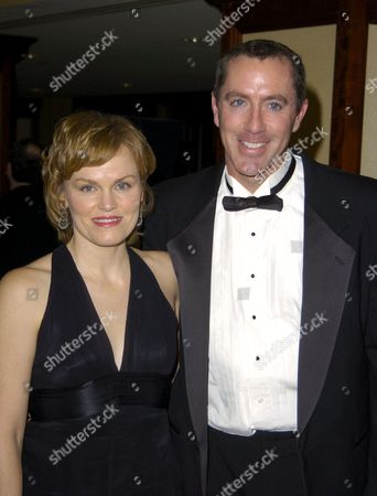 Stephnie Weir and Michael McDonald