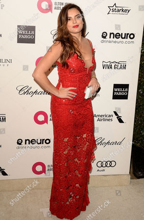 Editorial picture of 87th Academy Awards, Oscars, Elton John AIDS Foundation After Party, Los Angeles, America - 22 Feb 2015