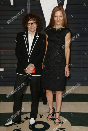 Ingrid Sischy and Sandy Brant