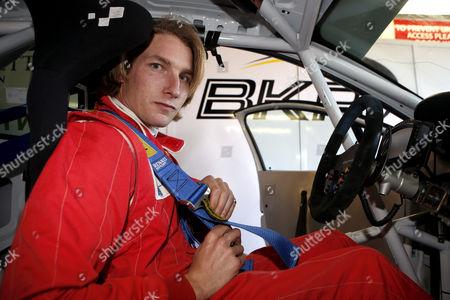 Freddie Hunt, son of late Formula 1 champion Champion James Hunt