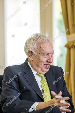 Minister of Foreign Affairs and Cooperation of Spain, Jose Manuel Garcia-Margallo