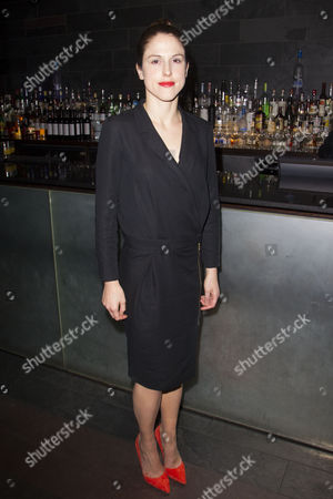 Amanda Hale (Morris) attends the after party on Press Night for The Nether at Mint Leaf, London, England on 23rd February 2015. (Credit should read: Dan Wooller/wooller.com). Paid use only. No Syndication