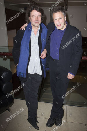 David Leveaux (Director) and Patrick Marber (Author)