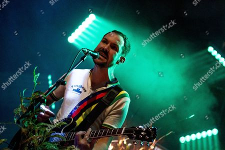 Editorial image of BBC Radio 6 Music Festival, Sage Gateshead, Tyneside, Britain - 22 Feb 2015