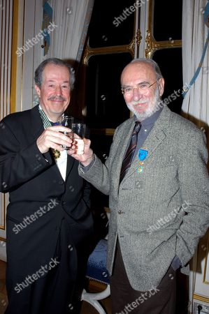 DENYS ARCAND AND JEAN PIERRE MARIELLE