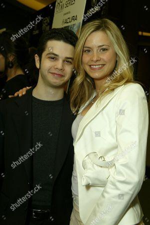 Sam Levine and Alison Raimondi