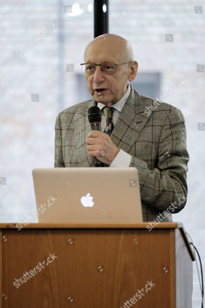 Gerald Kaufman (MP and chair of the All-Party Parliamentary Dance Group)