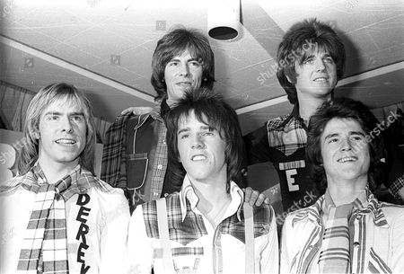 Editorial photo of BAY CITY ROLLERS