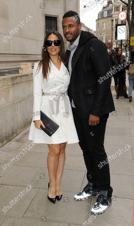 Carissa Rosario and James Anderson