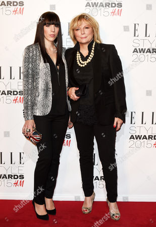 Editorial photo of Elle Style Awards, London, Britain - 24 Feb 2015