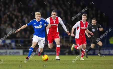 Editorial image of Ipswich Town v Birmingham, Sky Bet Championship Football, Portman Road, Britain - 24 Feb 2015