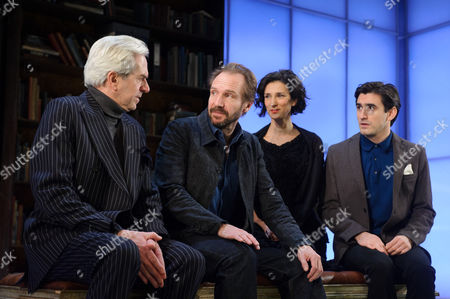 Nicholas le Prevost (Roebuck Ramsden), Ralph Fiennes (Jack Tanner), Indira Varma (Ann Whitefield), Ferdinand Kingsley (Octavius Robinson)