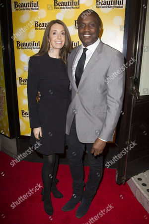 Editorial picture of 'Beautiful: The Carole King Musical' opening press night, London, Britain - 24 Feb 2015