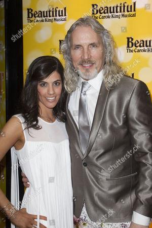 Jessica Brunish and Corey Brunish (Producer)
