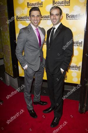 Josh Prince (Choreographer) and Marc Bruni (Director)
