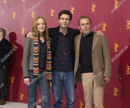 Editorial picture of THE BERLINALE FILM FESTIVAL, BERLIN, GERMANY - FEB 2004