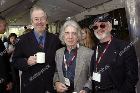 Denys Arcand, Arthur Hiller and Norman Jewison
