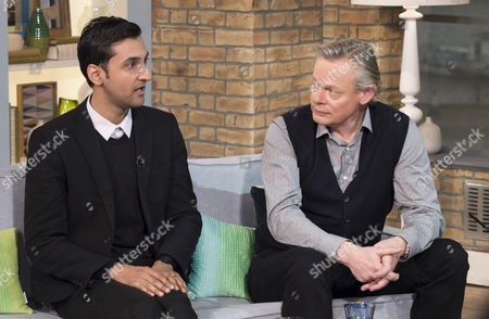Editorial photo of 'This Morning' TV Programme, London, Britain. - 25 Feb 2015