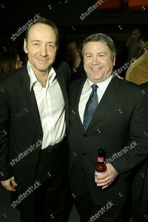Kevin Spacey and Budweisers' Tony Ponturo