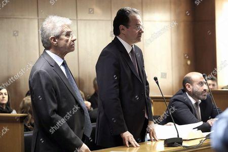 Former Greek finance minister Giorgos Papakonstantinou