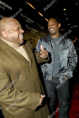 Charles Dutton and Will Smith