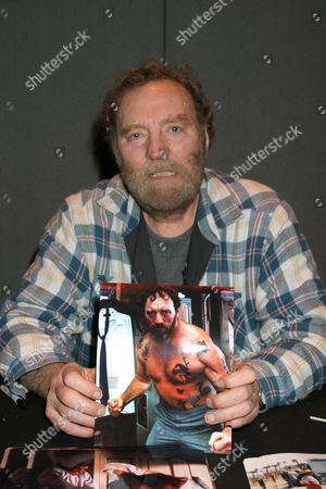 Stock Picture of Pat Roach