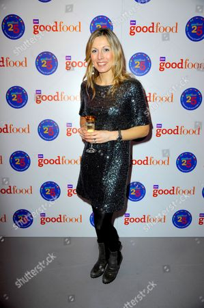 Editorial picture of BBC Good Food 25th anniversary party, Vinyl Factory Soho, London, Britain - 26 Feb 2015