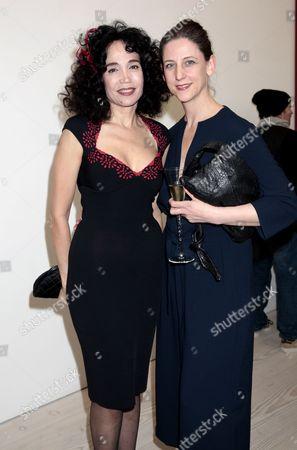 Mouna Rebeiz and Maria Grachvogel
