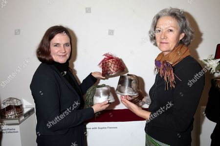 Sophie Fiennes and guest