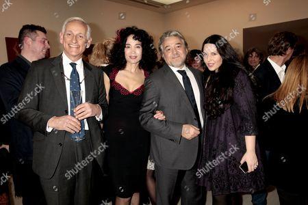 Mouna Rebeiz, Elsa Godard and guests