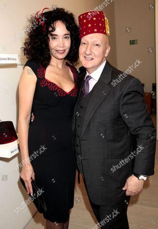 Mouna Rebeiz and Stephen Jones