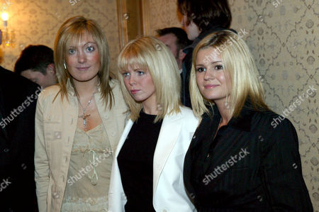 Stock Picture of GEORGINA BYRNE, GILLIAN FEHILY AND KERRY MCFADDEN