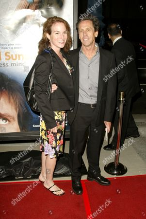 Brian Grazer and Wife Gigi Rice