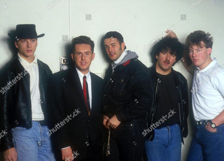 FRANKIE GOES TO HOLLYWOOD - DEC 1986