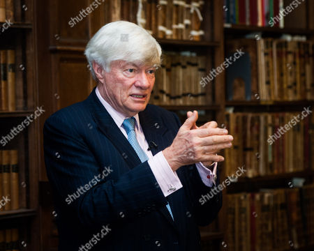 Human rights barrister Geoffrey Robertson
