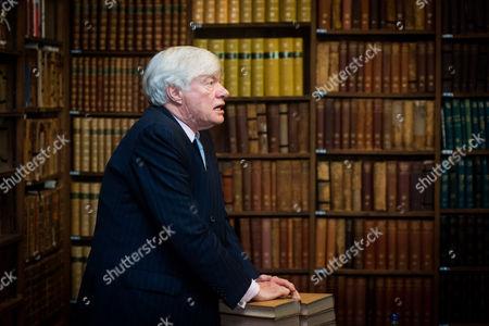 Human rights barrister Geoffrey Robertson