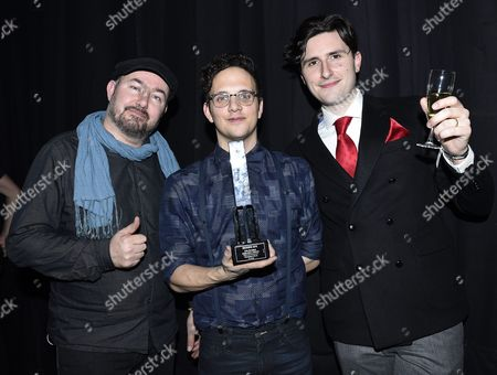 Editorial photo of Grammis Awards, Stockholm, Sweden - 25 Feb 2015