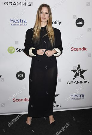 Editorial photo of Grammis Awards, Stockholm, Sweden - 25 Feb 2015