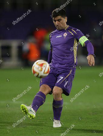 David Pizarro of Fiorentina