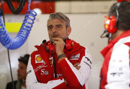 Editorial picture of Pre-Season Formula One Testing, Circuit de Catalunya, Barcelona, Spain - 28 Feb 2015