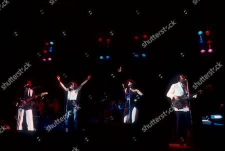 Editorial picture of CHIC PERFORMING AT HAMMERSMITH ODEON, LONDON, BRITAIN - JAN 1979