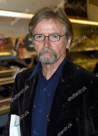 Stock Photo of FRANC RODDAM, A DIRECTOR, WHO BOUGHT THE RIGHTS TO CLIVE'S DEBUT NOVEL 'ONE FOR SORROW'