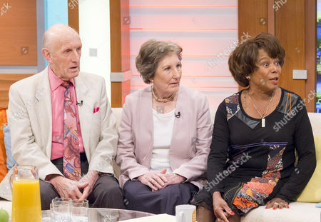 Stock Picture of Seb Craig, Rosemary MacVie and Joan Hooley