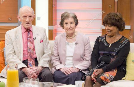 Editorial image of 'Good Morning Britain' TV Programme, London, Britain. - 02 Mar 2015