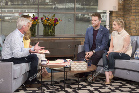 Editorial image of 'This Morning' TV Programme, London, Britain. - 02 Mar 2015
