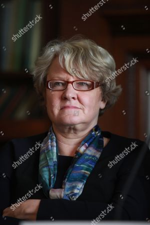 Stock Image of Helen Goodman MP Shadow Minister for Welfare Reform