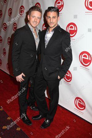 Billy Gilman and Chris Meyer