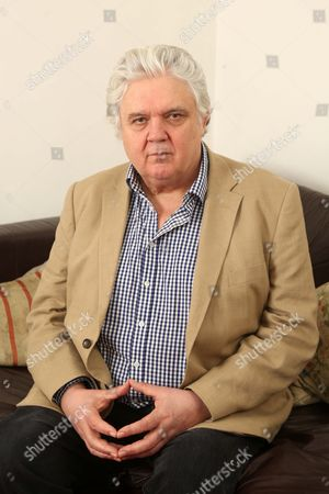 Interview With Charles Baillie - Father Of Georgina Granddaughter Of Andrew Sachs. Charles Is Pictured In His Kensington Home.