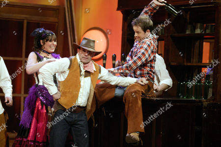 Editorial image of 'ANT AND DEC'S SATURDAY NIGHT TAKEAWAY' TV SHOW, BRITAIN - 20 MAR 2004