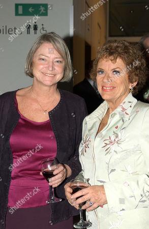 Kate Adie and Ann Leslie